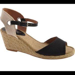 Lucky brand Kyndra sz 6 sandal wedge